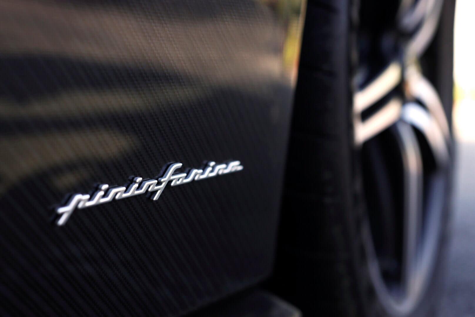 Pininfarina Battista дебютирует наНеделе автомобилей вМонтерее