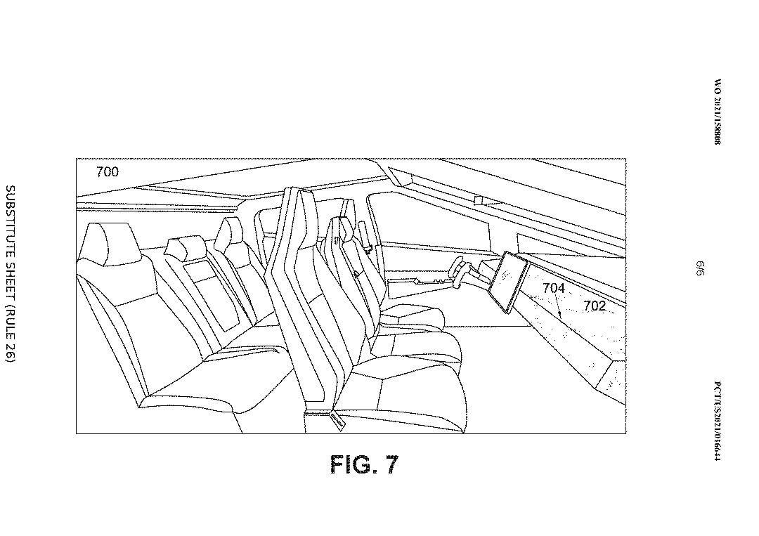 Приборная панель Tesla Cybertruck может быть сделана изстекла