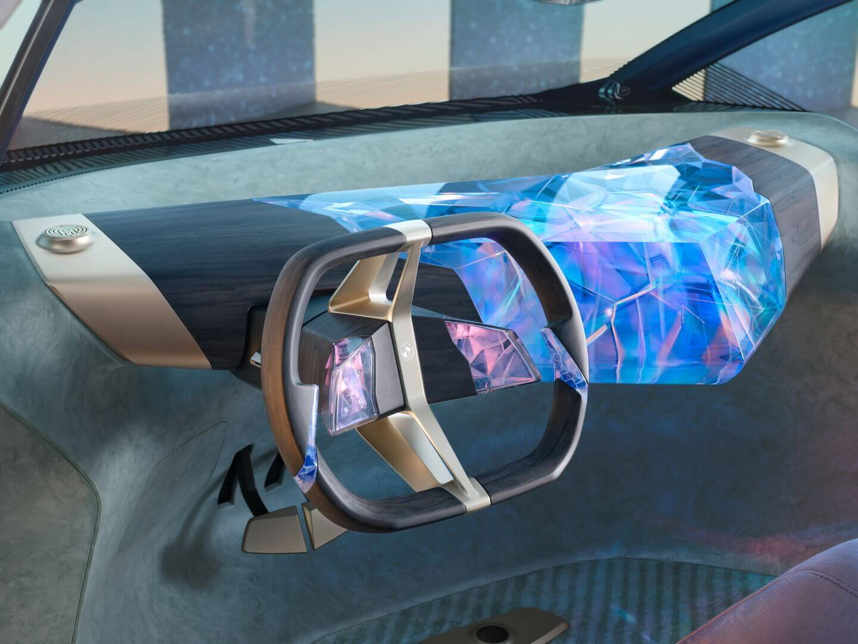 Концепт BMW iVision Circular