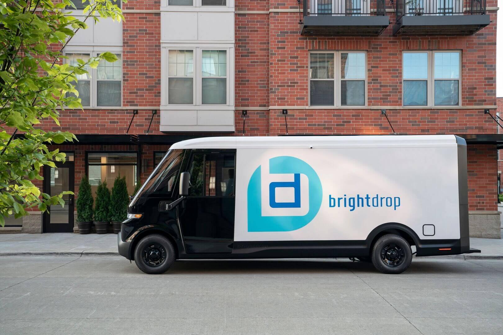 BrightDrop EV600 eLCV
