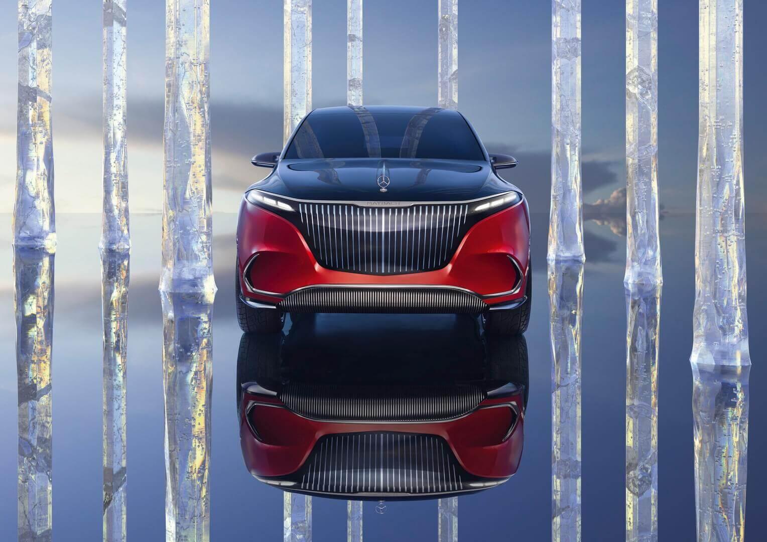 Mercedes-Maybach представил ультра-роскошный электрический внедорожник EQS