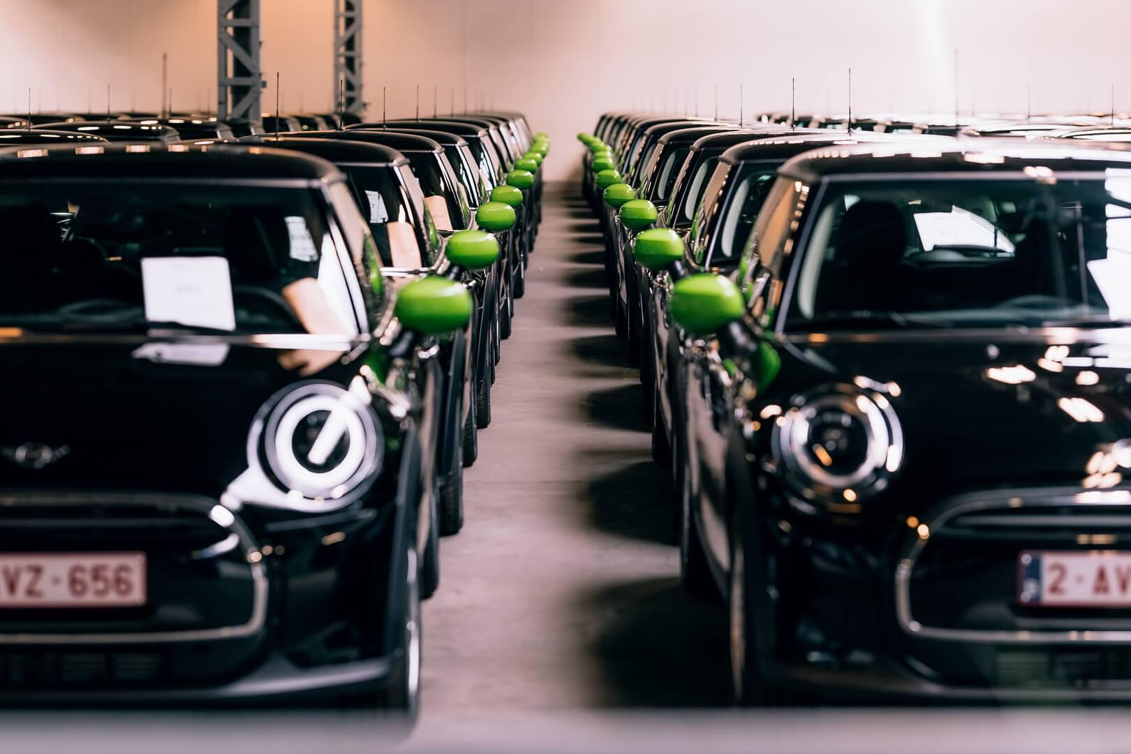 BMW получила самый крупный заказ на полностью электрические MINI в Европе на сегодняшний день