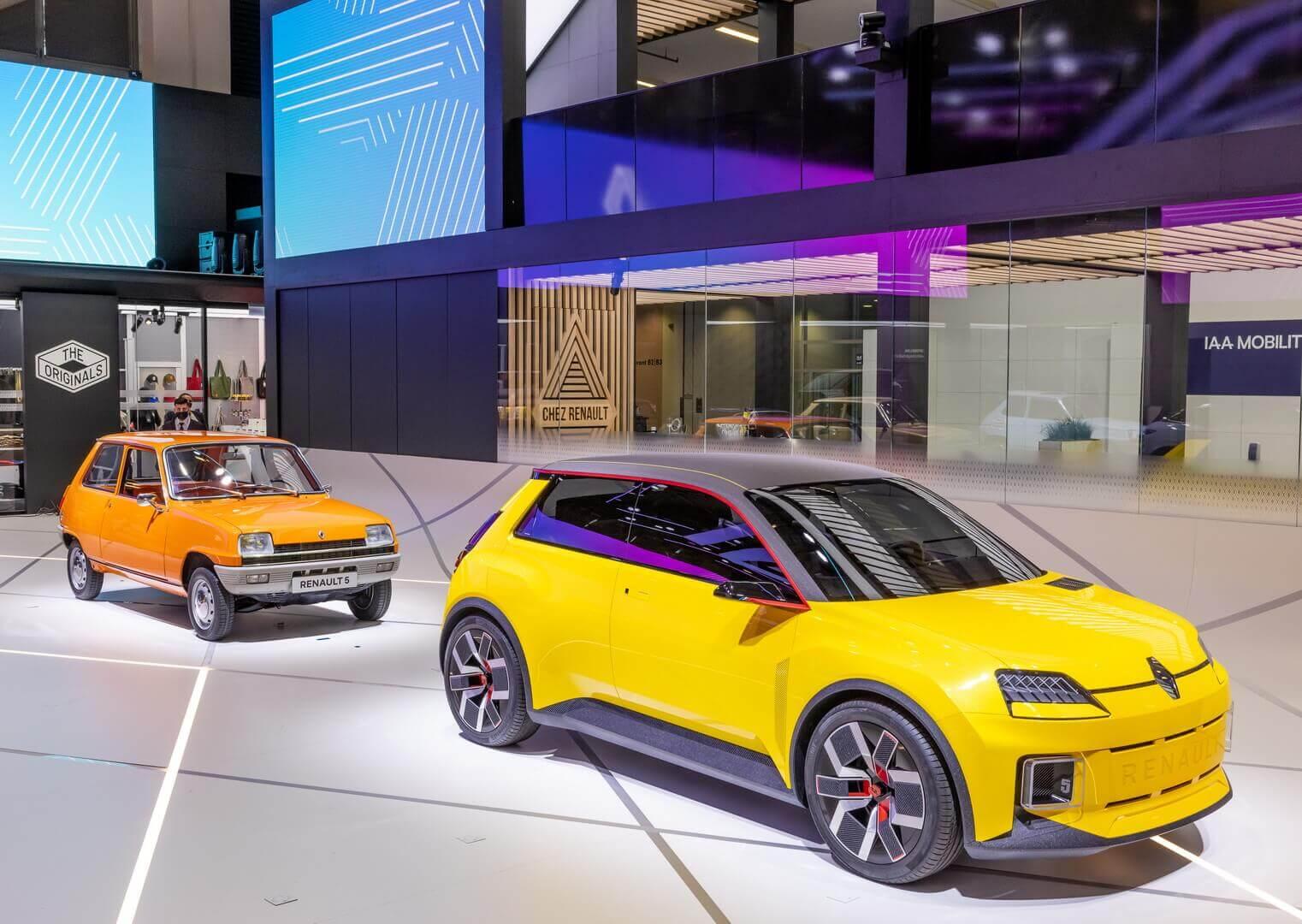Ретро-электромобиль Renault 5 утвержден к производству в 2024 году