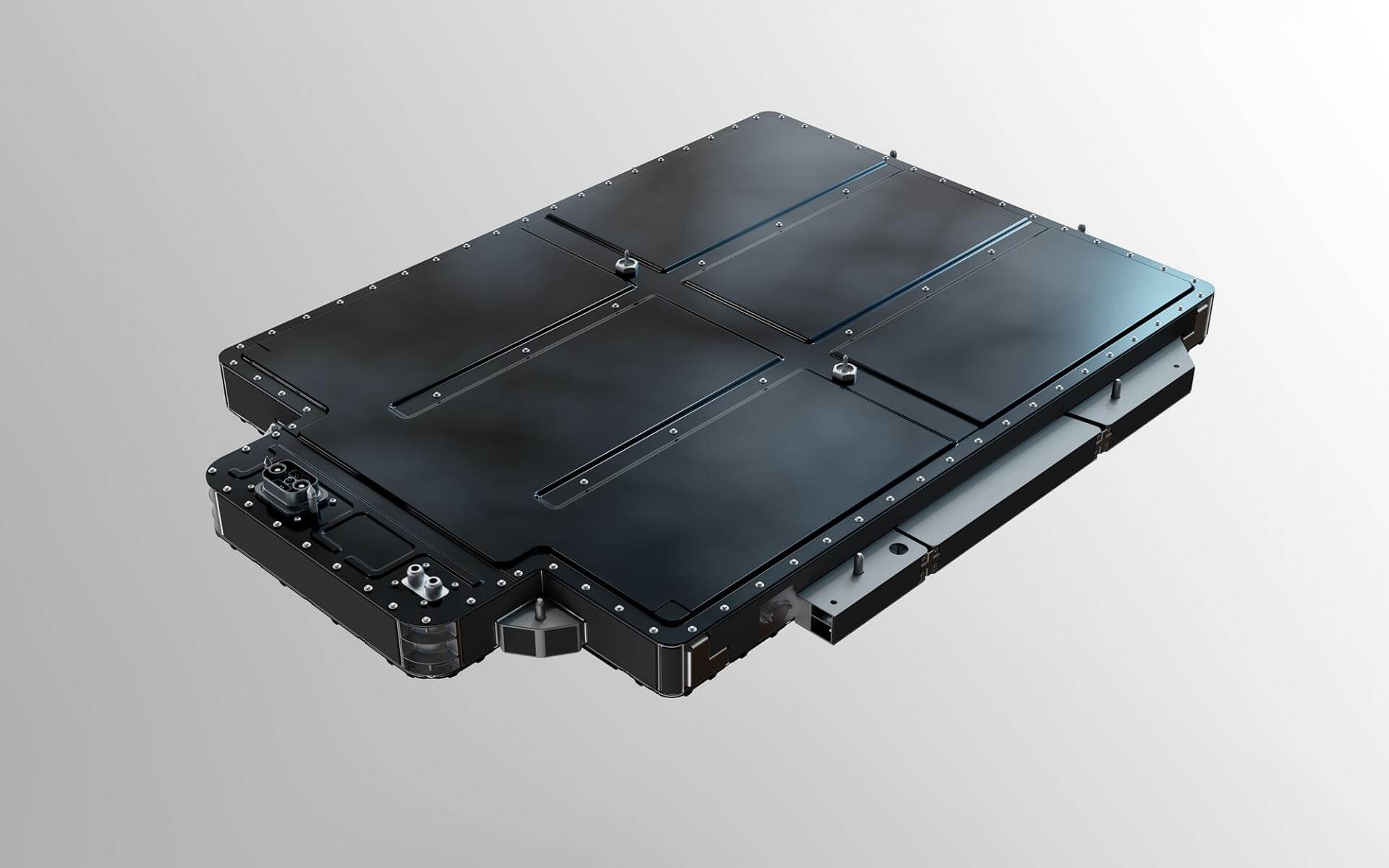 NIO представляет гибридную батарею стандартного диапазона на 75 кВт⋅ч