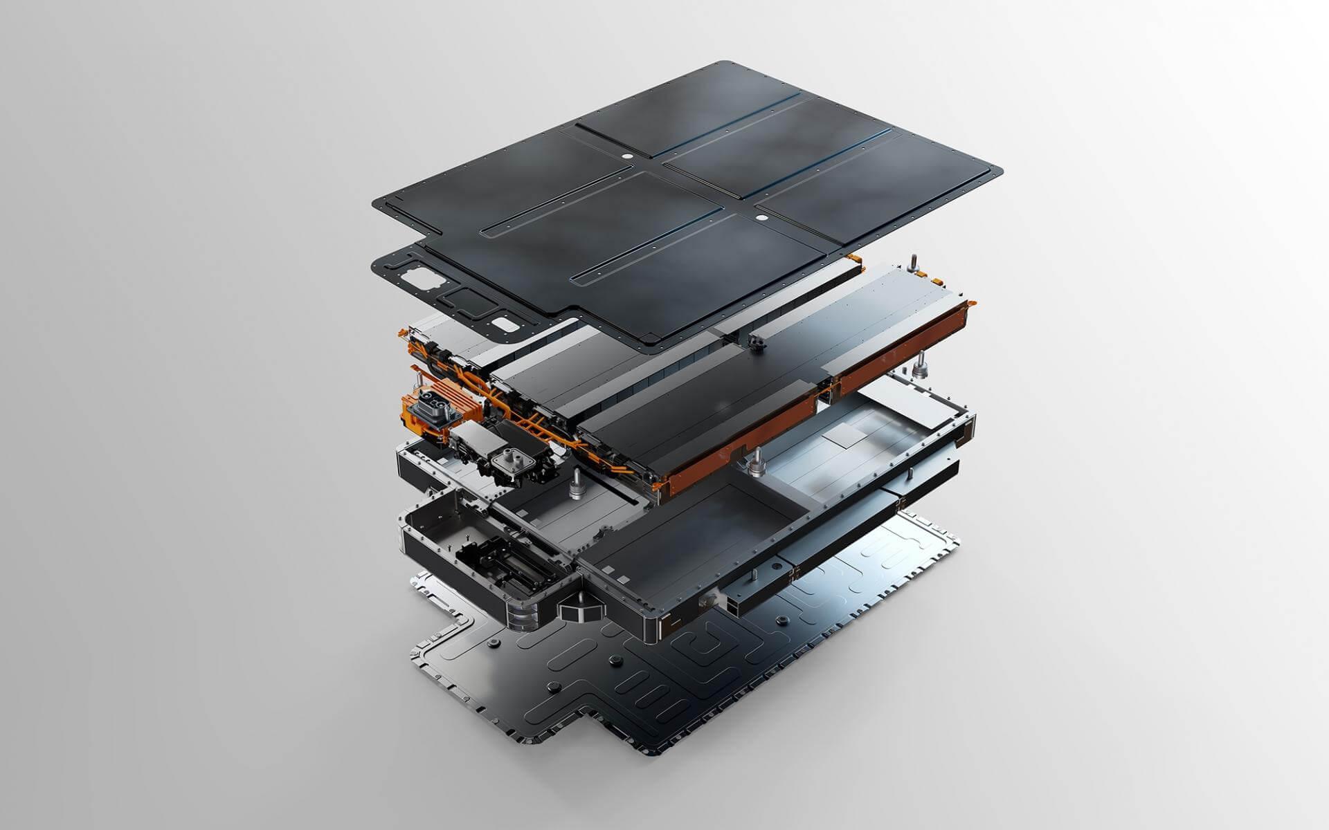 NIO выпускает гибридную аккумуляторную батарею (NCM/LFP)