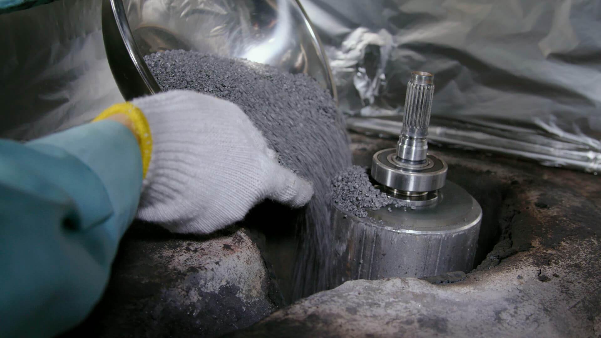 Технологический процесс позволяет эффективно извлекать из двигателей электромобилей высокочистые соединения редкоземельных элементов