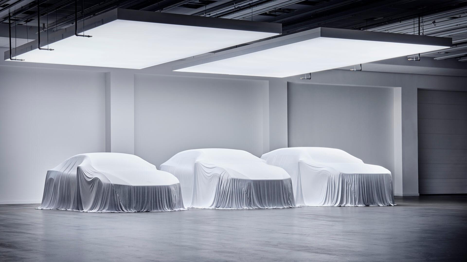 Компания намерена добавить три новых электромобиля в свою линейку к 2024 году