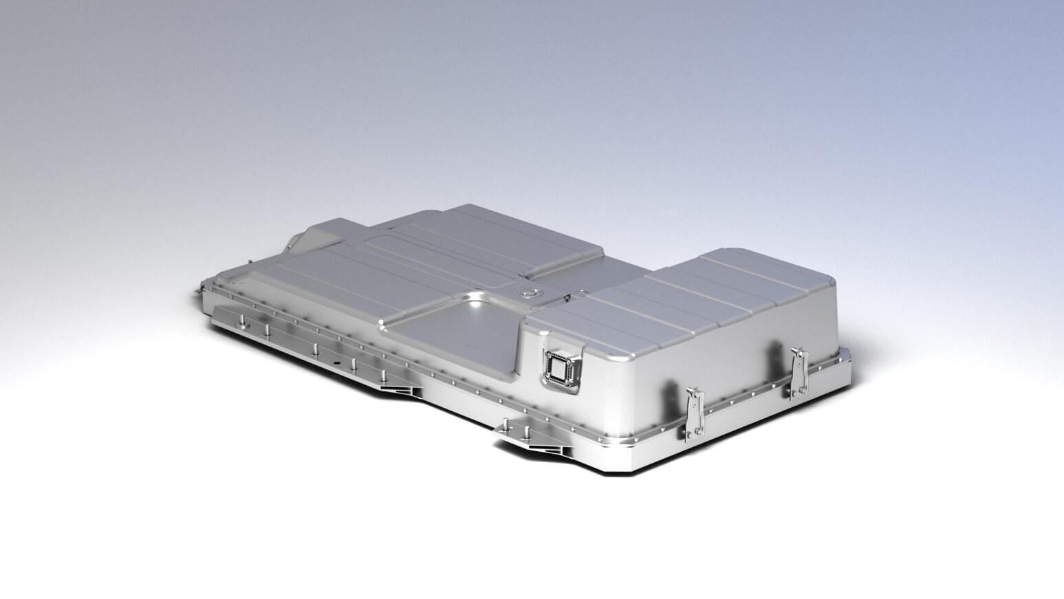 Аккумулятор SVOLT NMX электромобиля ORA Cherry Cat от Great Wall Motors