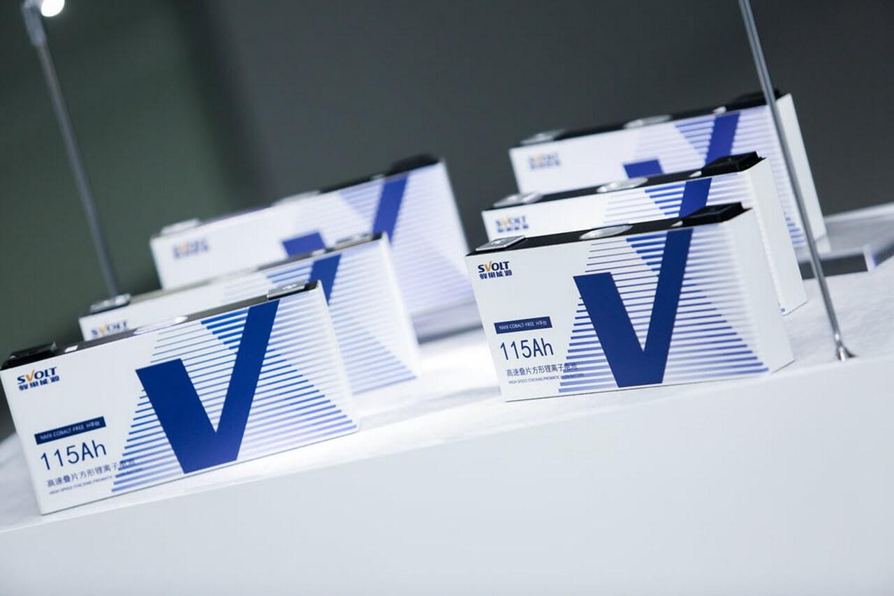 SVOLT представляет первые безкобальтовые аккумуляторы NMX