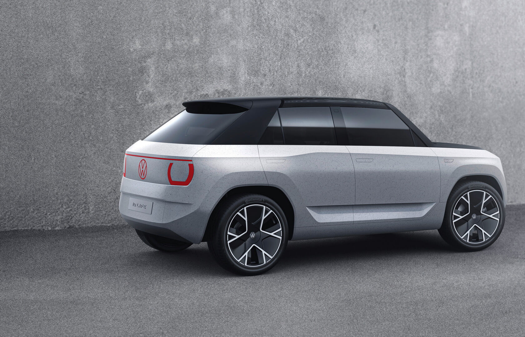 Volkswagen представил будущий городской электромобиль за€20000