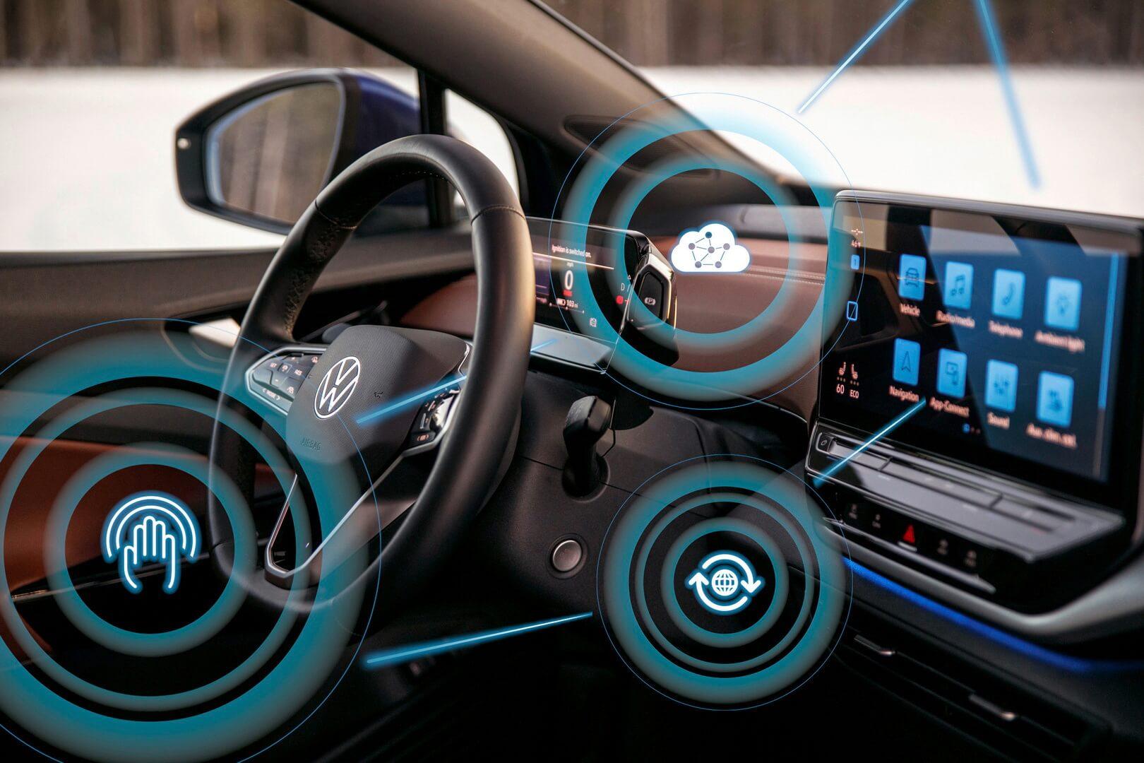 VW запускает OTA-обновления для всех моделей семейства ID.