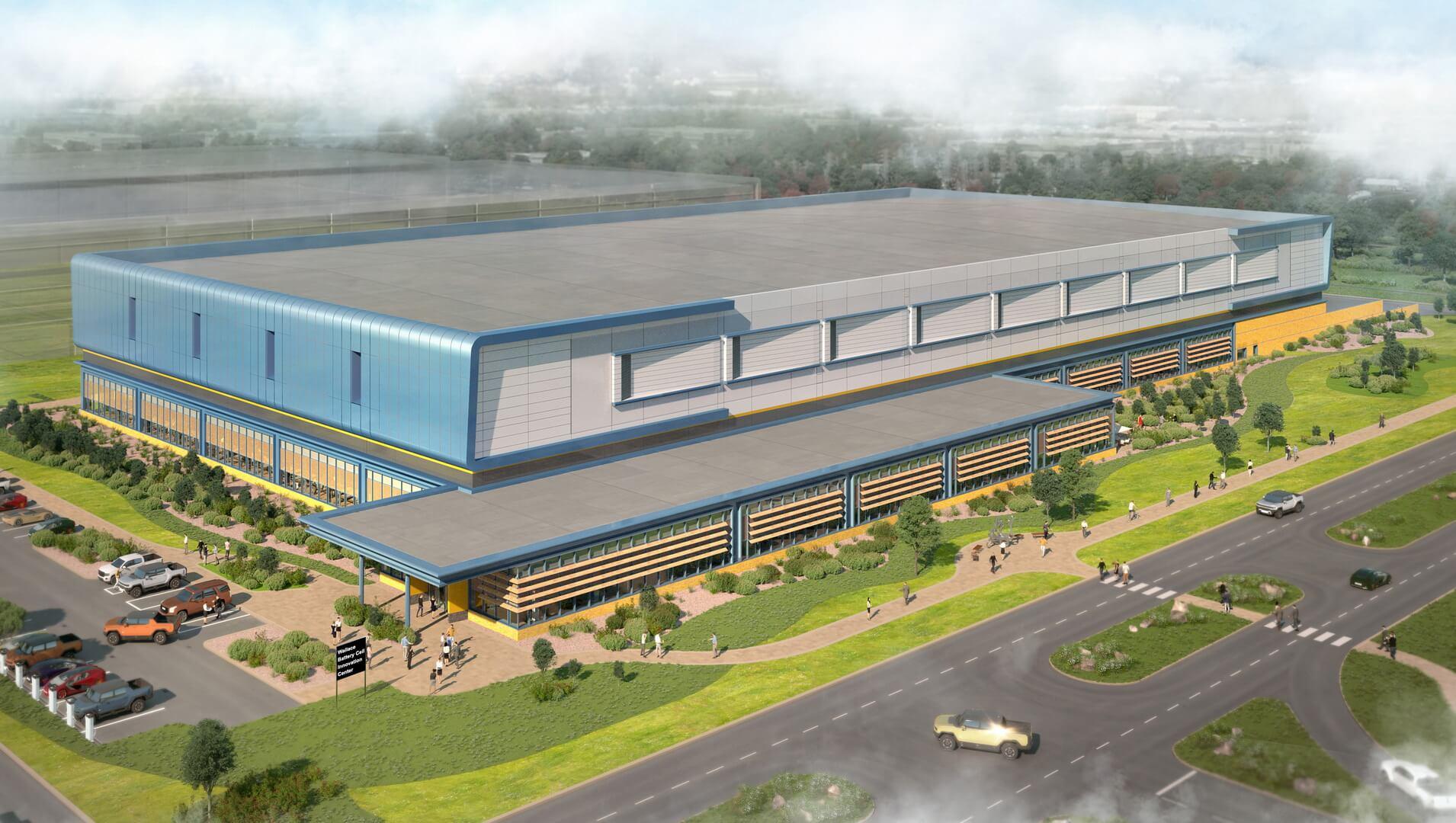 GM строит гигантскую лабораторию по разработке аккумуляторов в пригороде Детройта